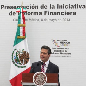 Financial Rerom. Mexico 2013