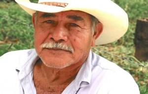 Don Senovio, actor esencial para la Resistencia de la represa en Paso de la Reina