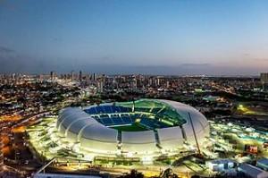 Estadio Arena das Dunas en Natal