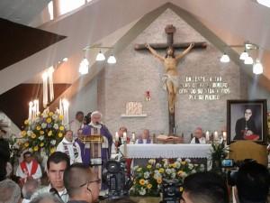 La misa especial del 35 aniversario de la muerte de Monseñor Romero