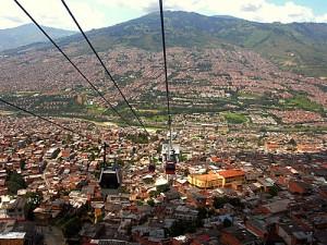 Medellin desde oriente