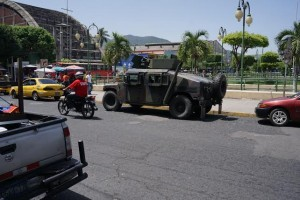 The government endorsed the El Salvador Armed Forces' (FAES) support of the PNC in the tasks of patrolling the streets of the Salvadoran capital.