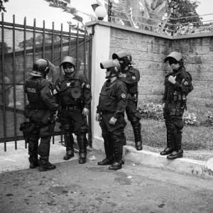 Government has also designated some special units of the PNC for security tasks in urban zones of San Salvador.