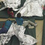 US Customs and Border Protection - niños detenidos - McAllen TX - 2018